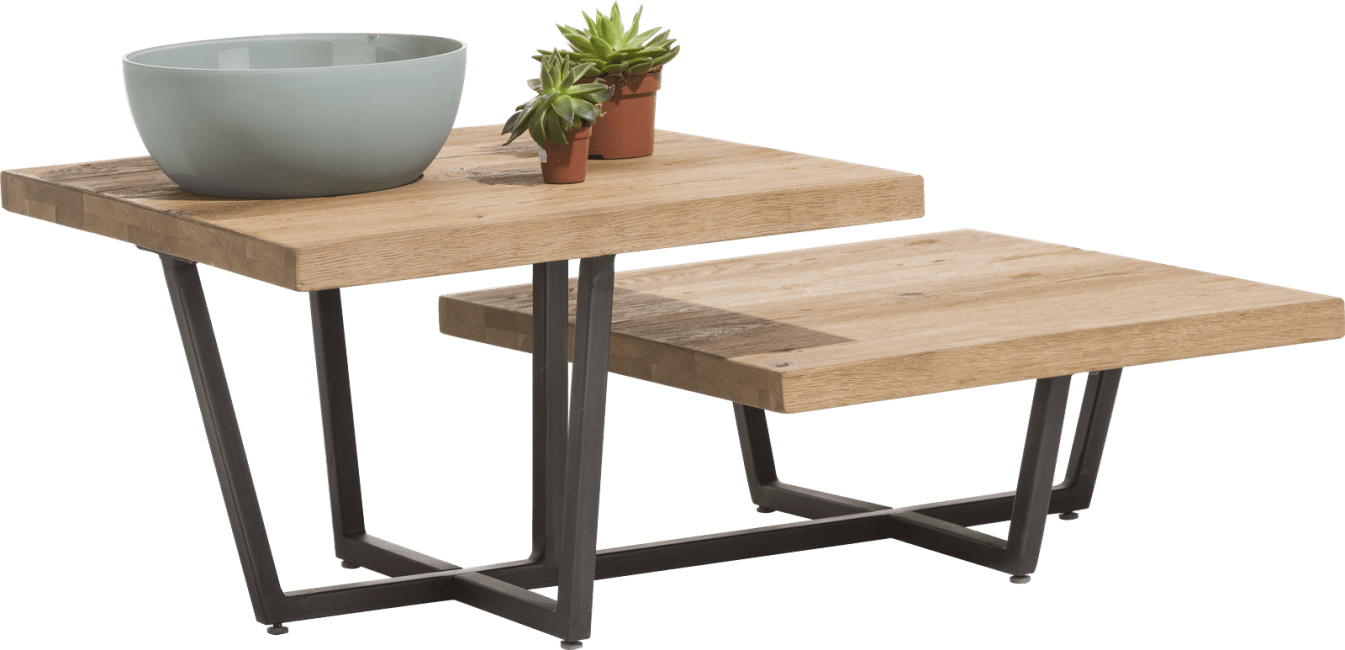 pas mal dbb5e 26f1f Denmark table basse 110 x 65 cm