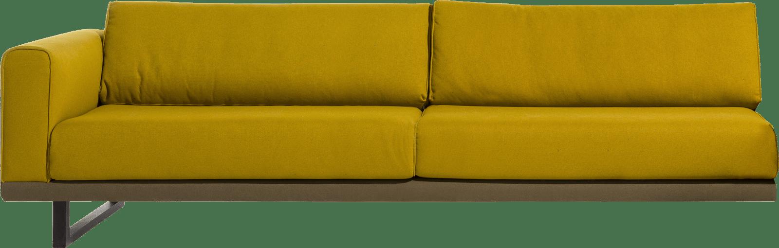 Silves - 3.5-sitzer armlehne links