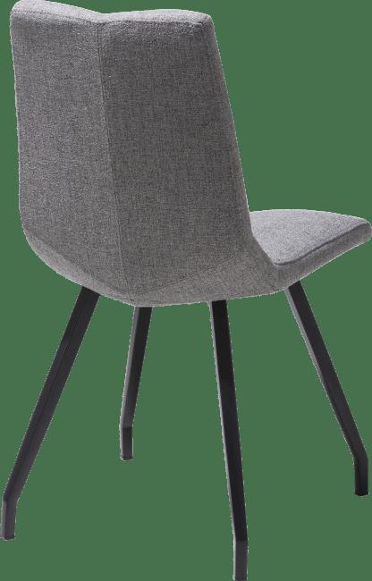 Artella - stuhl 4 fuesse schwarz - lady grau oder mint