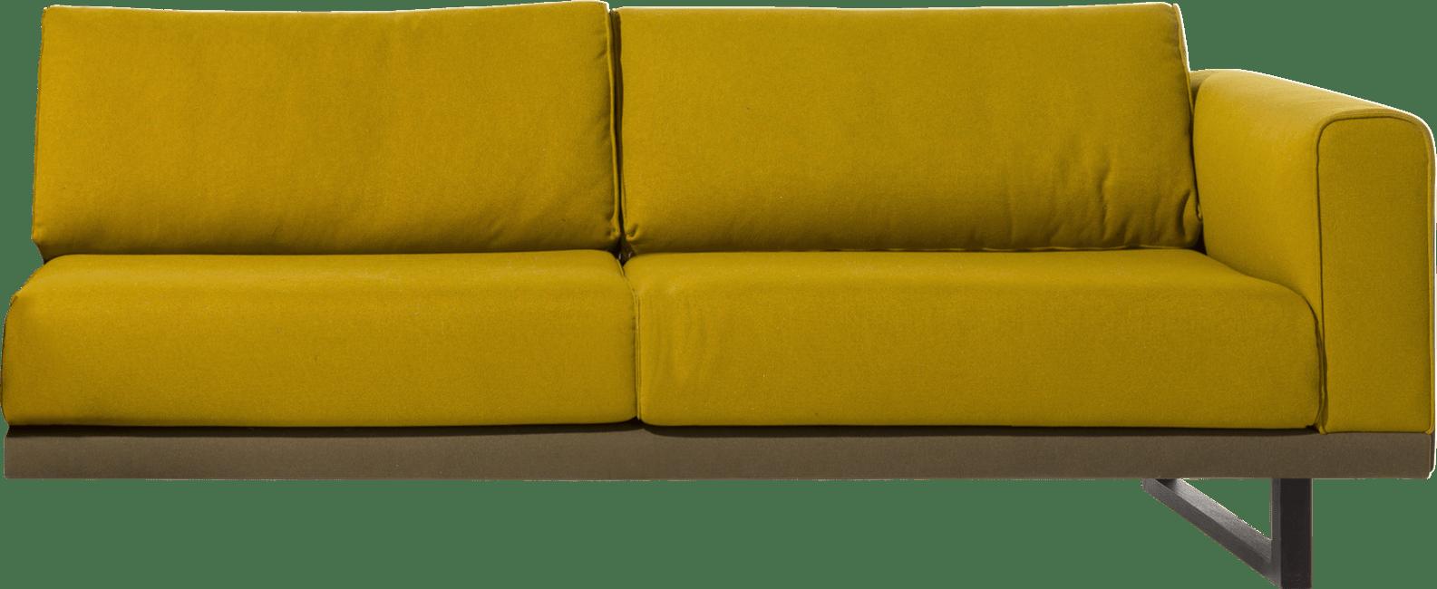 Silves - 2.5-sitzer armlehne rechts