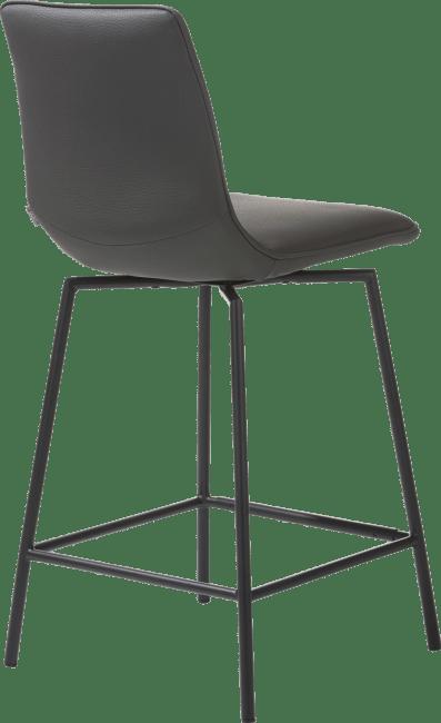 Davy - chaise de bar - noir + tatra 3 couleurs