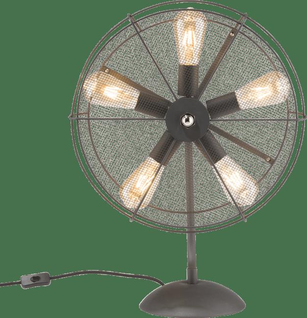 Coco Maison - fan, lampe de table 5-ampoules