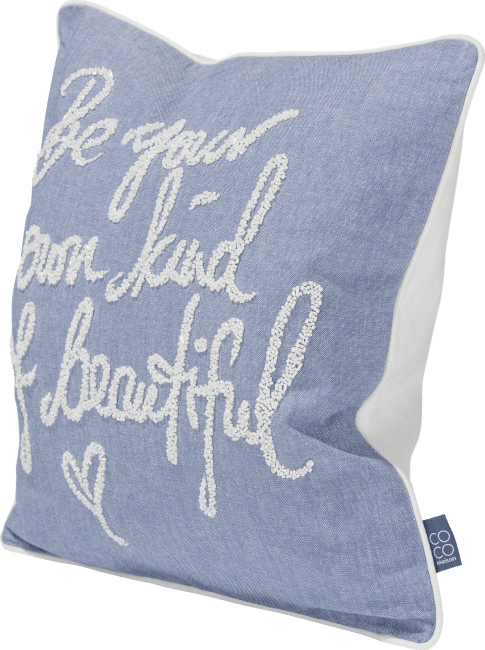 Coco Maison - coussin be beautiful - 45 x 45 cm
