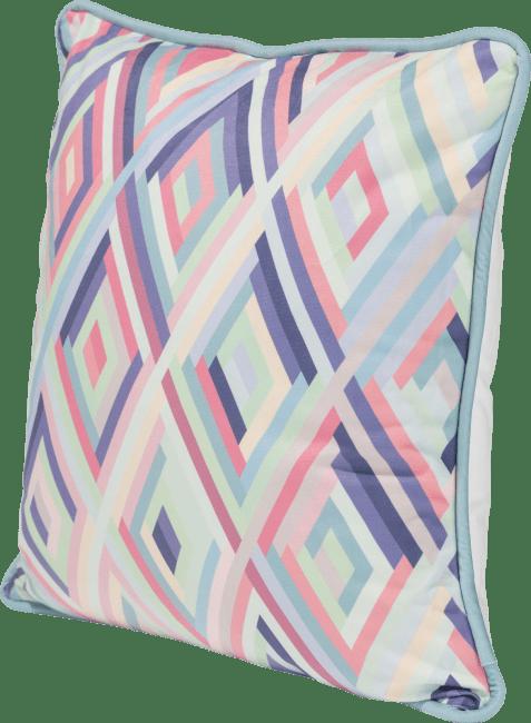 Coco Maison - kussen mozaik - 45 x 45 cm