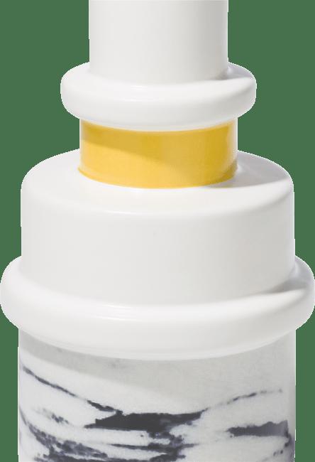 Coco Maison - vaas anne - geel