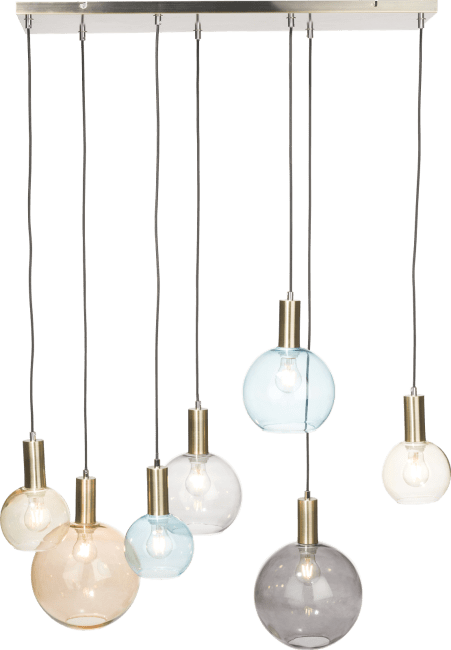 Coco Maison - gaby, suspension 7-ampoules