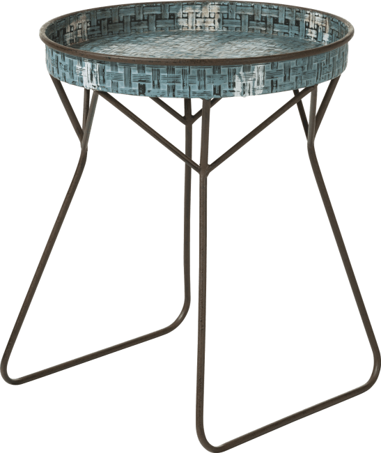 Coco Maison - table d'appoint elvira - 41,5 x 41,5 cm