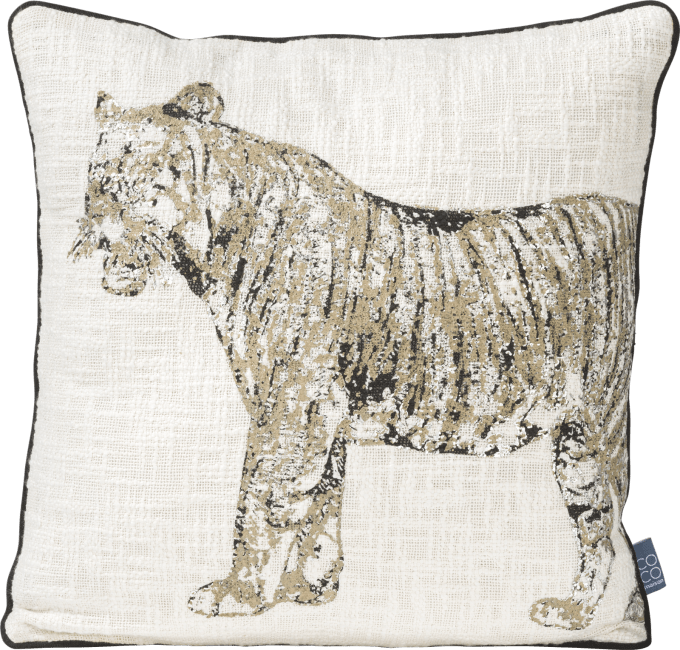 Coco Maison - cushion hunter - 45 x 45 cm
