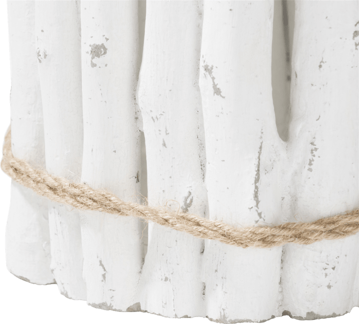 Coco Maison - kandelaar pierre large - hoogte 28 cm