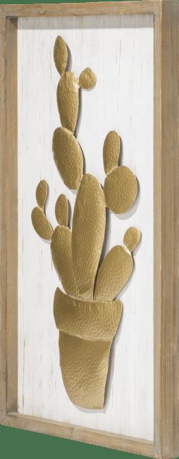 Coco Maison - decoration mural cactus - 60 x 40 cm