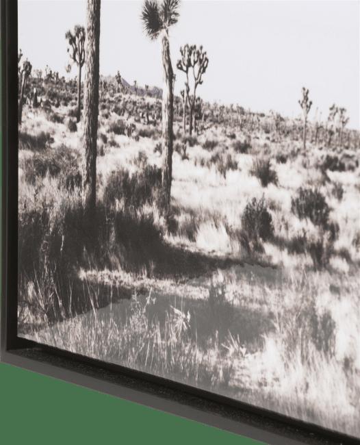 Coco Maison - schilderij nomans land - 74 x 104 cm