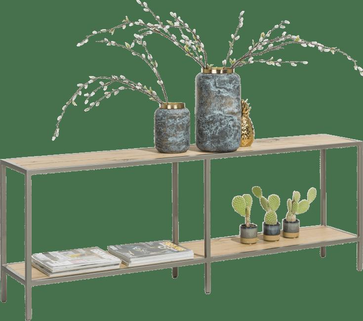 Segmentaro - bijzettafel segmentaro - 30 x 160 cm