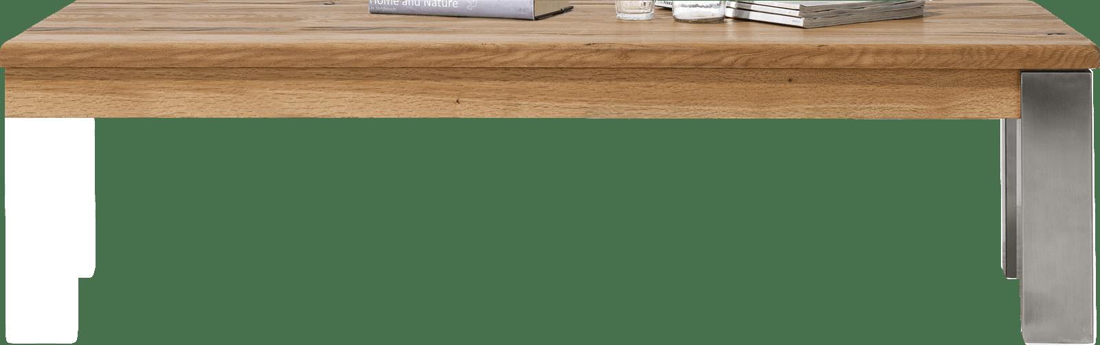 Masters - salontafel 160 x 90 cm - rvs 9x9