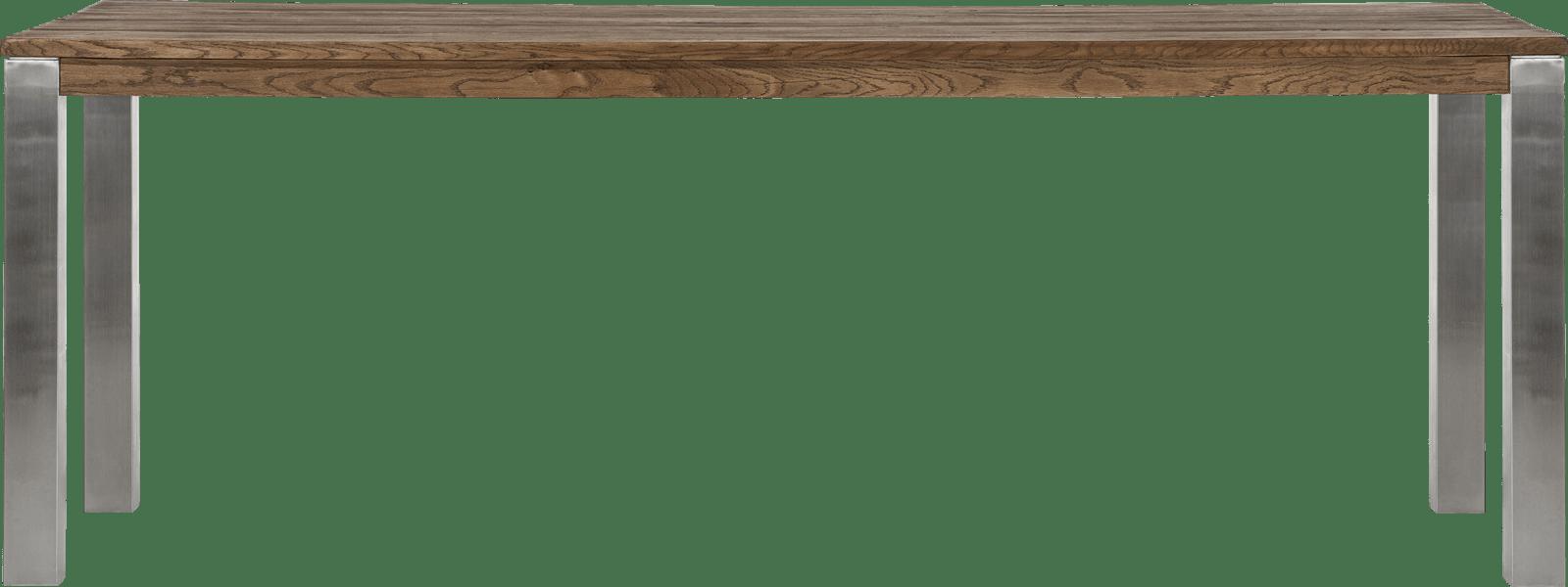 Masters - bartafel 260 x 100 cm - rvs 9x9