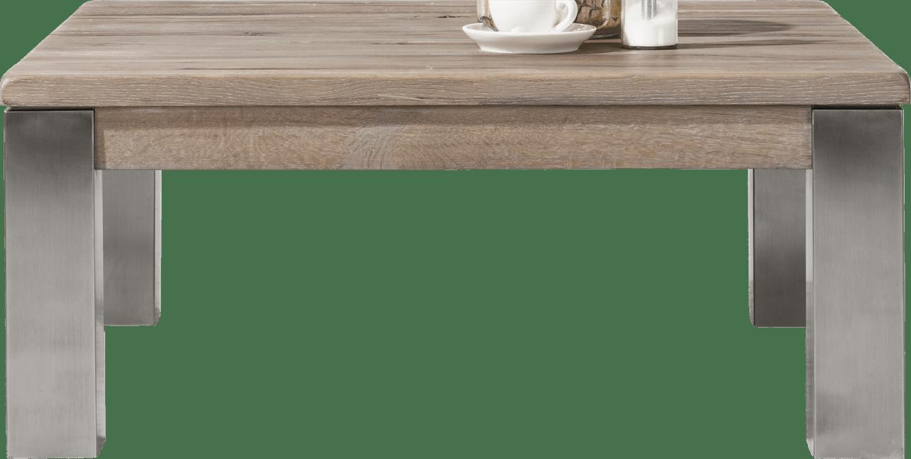 Masters - salontafel 90 x 90 cm - rvs 9x9