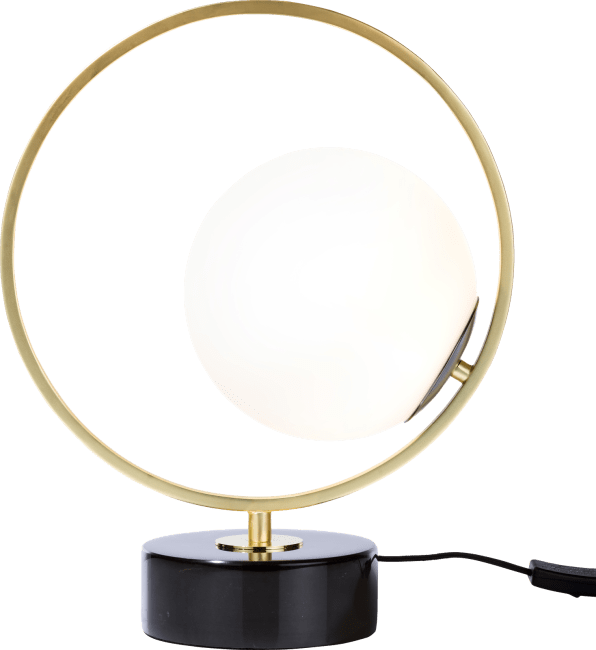 Coco Maison - leah tischlampe - 1 flammig g9