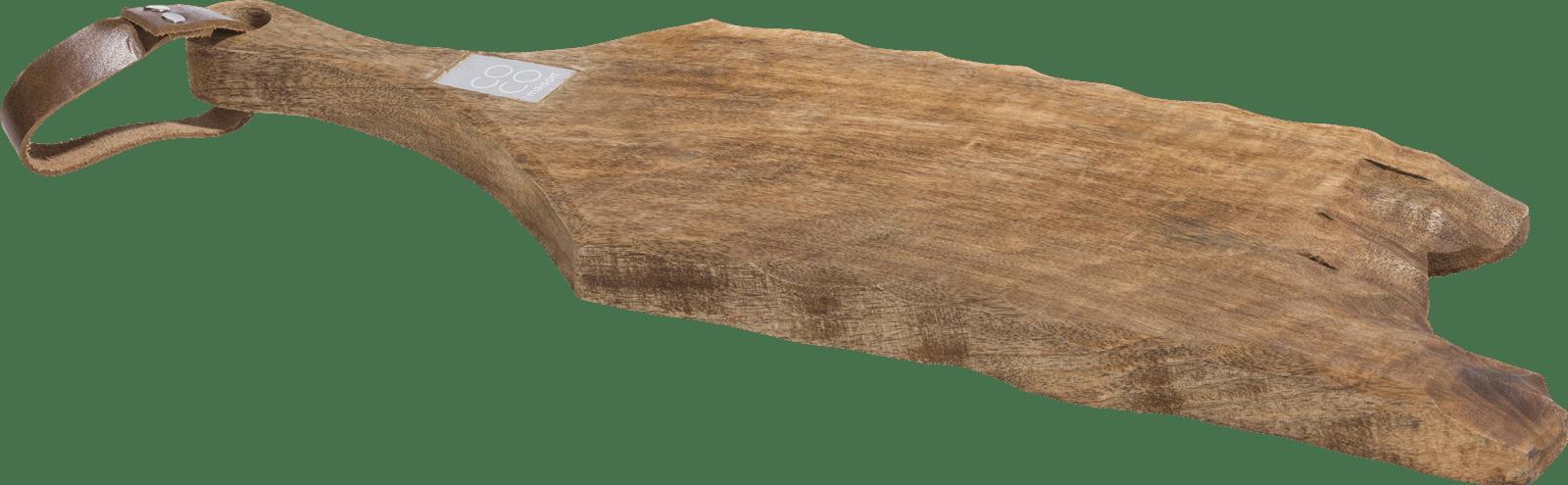 Coco Maison - planche a decouper manilla - 20 x 64 cm