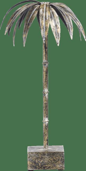 Coco Maison - skulptur palm tree large - hoehe 45 cm