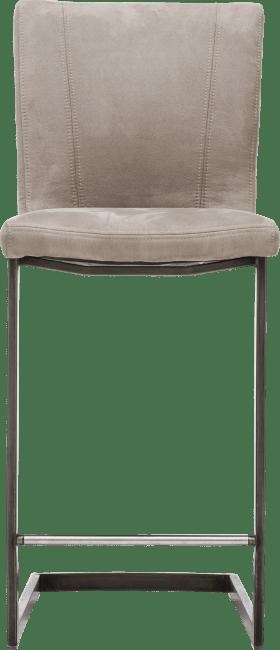Sofie - barstoel vintage metaal swing recht