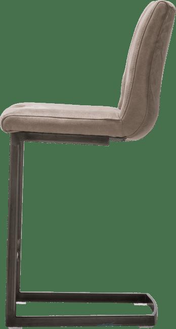 Sono - barstoel - vintage metaal swing recht
