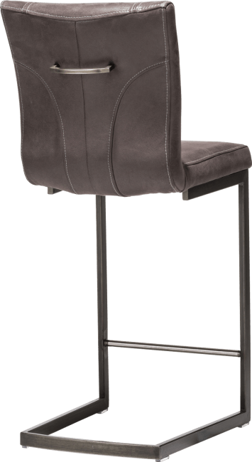 Sono - barstoel - vintage metaal swing recht + greep