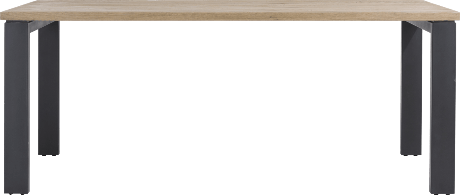 Larissa - eetkamertafel 190 x 100 cm