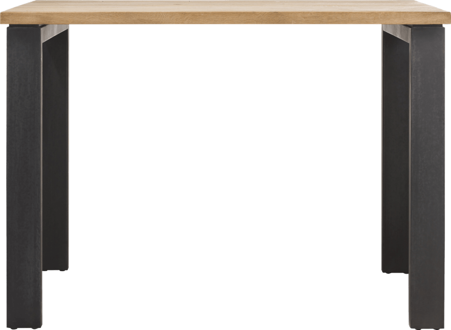 Larissa - bartafel 130 x 90 cm (hoogte: 92 cm)