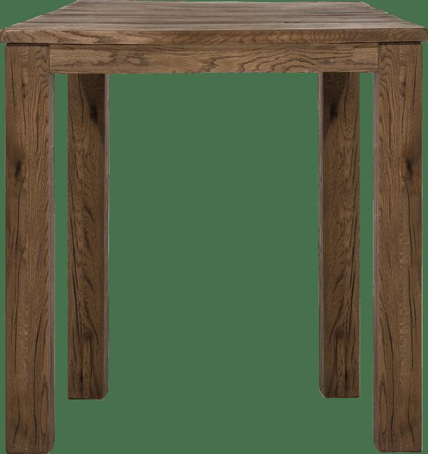 Masters - bartafel 90 x 90 cm - hout 9x9