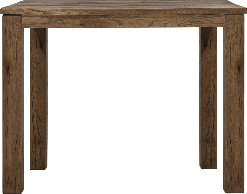 Masters - bartafel 120 x 70 cm - hout 9x9