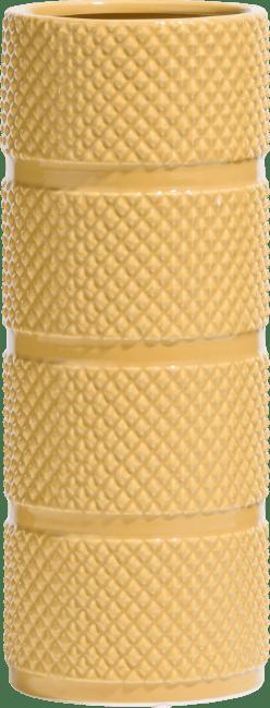 Coco Maison - vaas lucy medium - geel