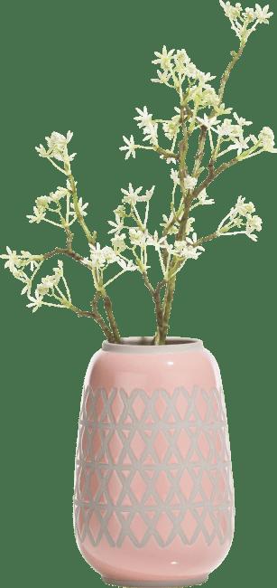 Coco Maison - vaas nikki medium - roze