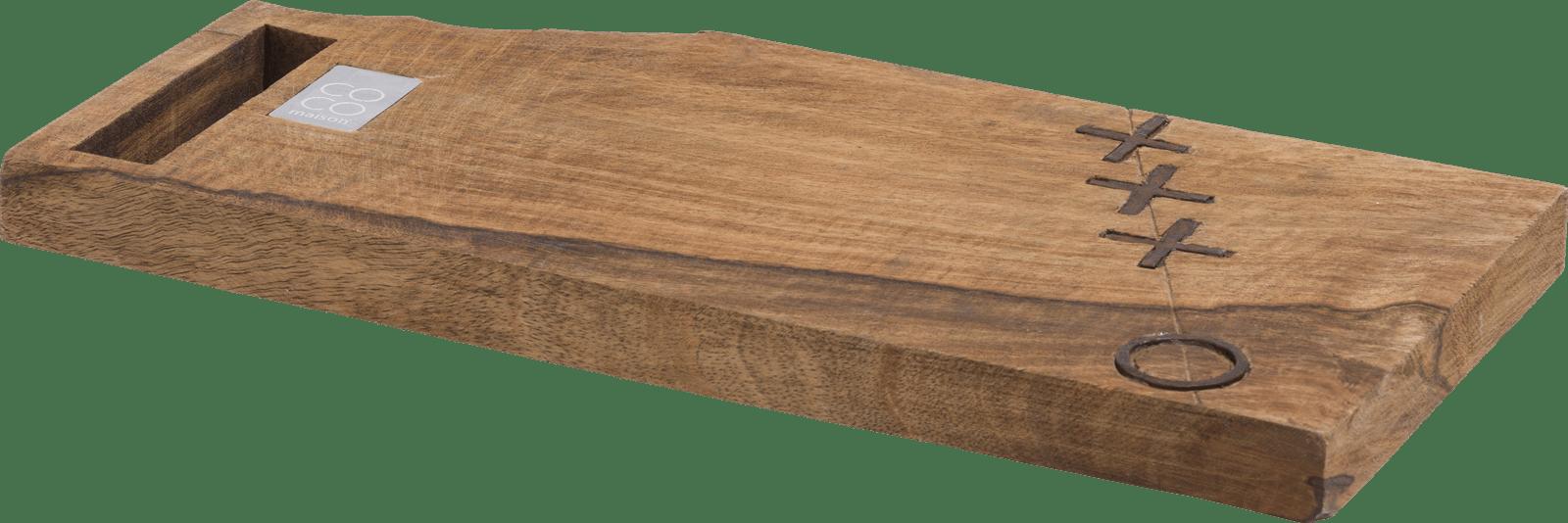 Coco Maison - planche a decouper maona - 16,5 x 55,5 cm