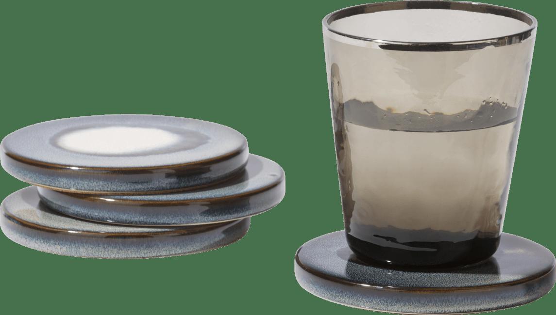 Coco Maison - dessous de verres ovo