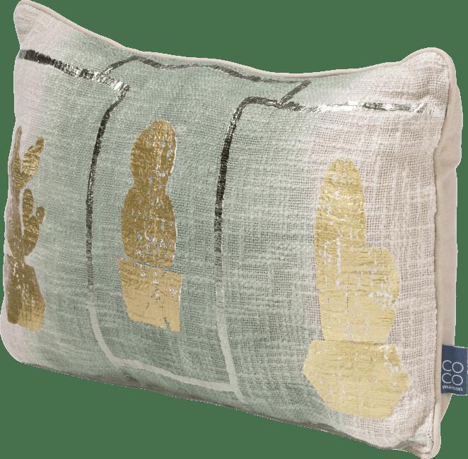 Coco Maison - kissen fancy cactus - 30 x 50 cm