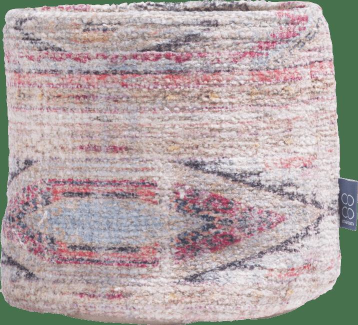 Coco Maison - corbeille universe medium - 20 x 20 cm