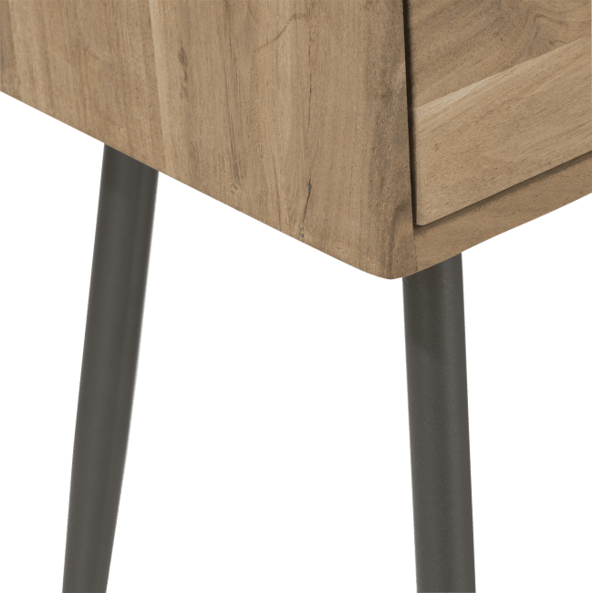 Coco Maison - bijzettafel noa - 30 x 57 cm