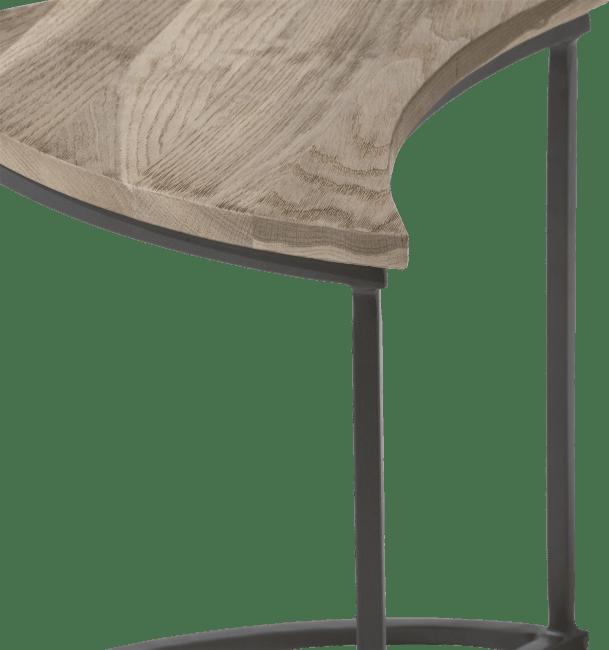 Coco Maison - bijzettafel ugie - bladvormig
