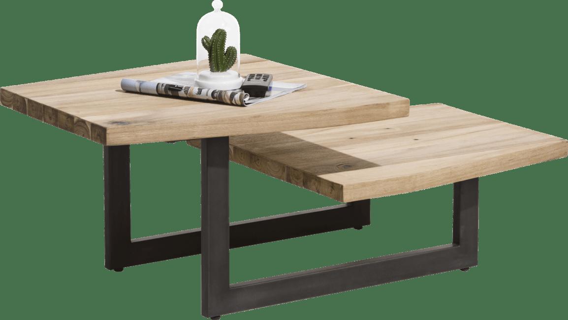 La Cruz - salontafel 110 x 60 cm