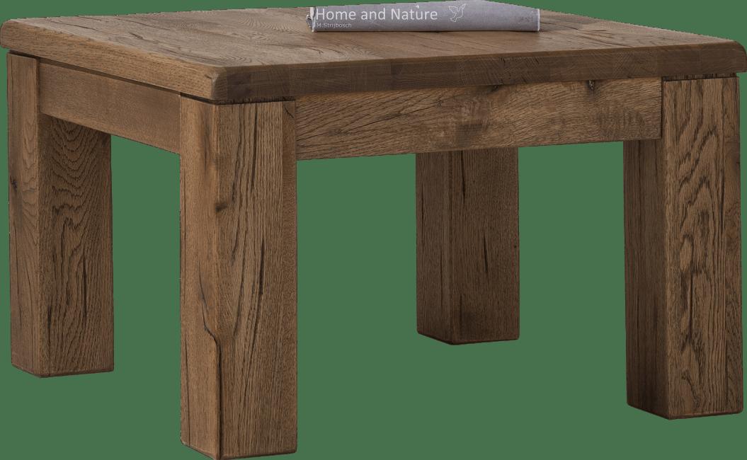 Masters - salontafel 60 x 60 cm - hout 9x9