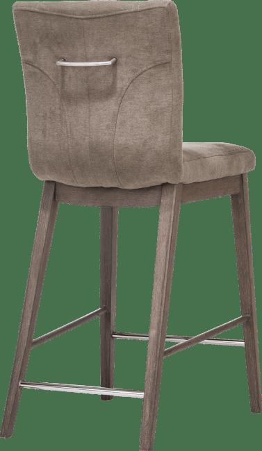 Sofie - barstoel houten beukenpoot met greep rond