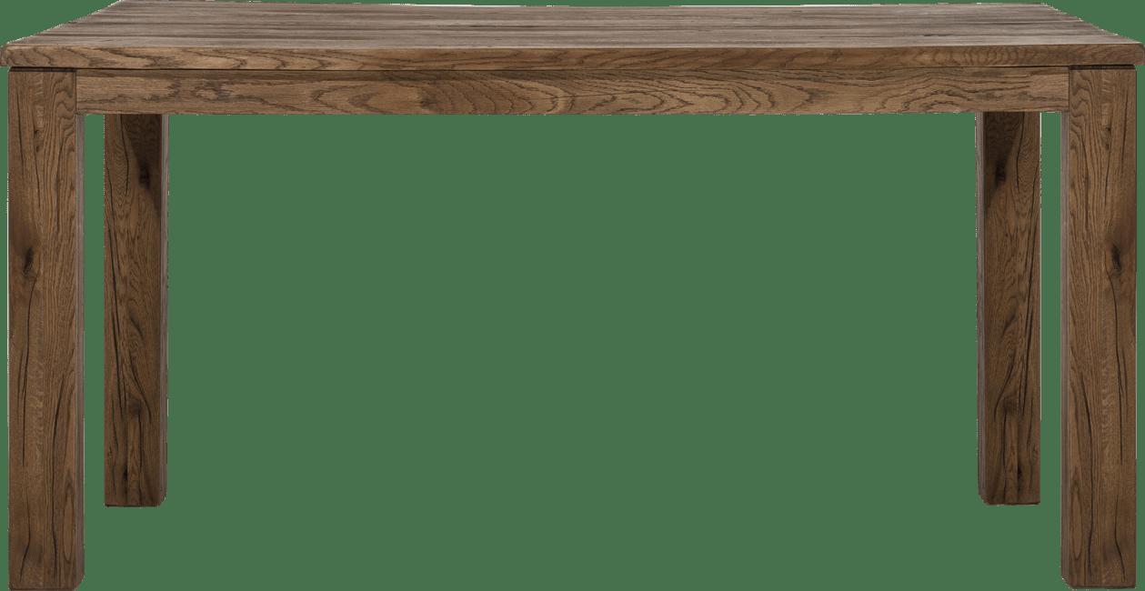 Masters - eetkamertafel 160 x 90 cm - hout 9x9