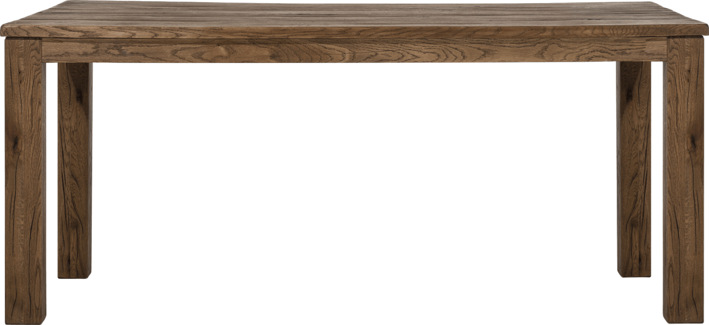 Masters - eetkamertafel 180 x 90 cm - hout 9x9