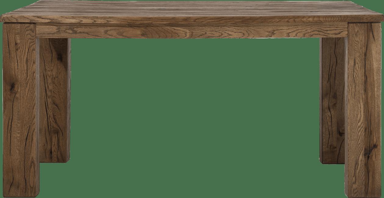 Masters - eetkamertafel 160 x 90 - hout 12x12/10x14