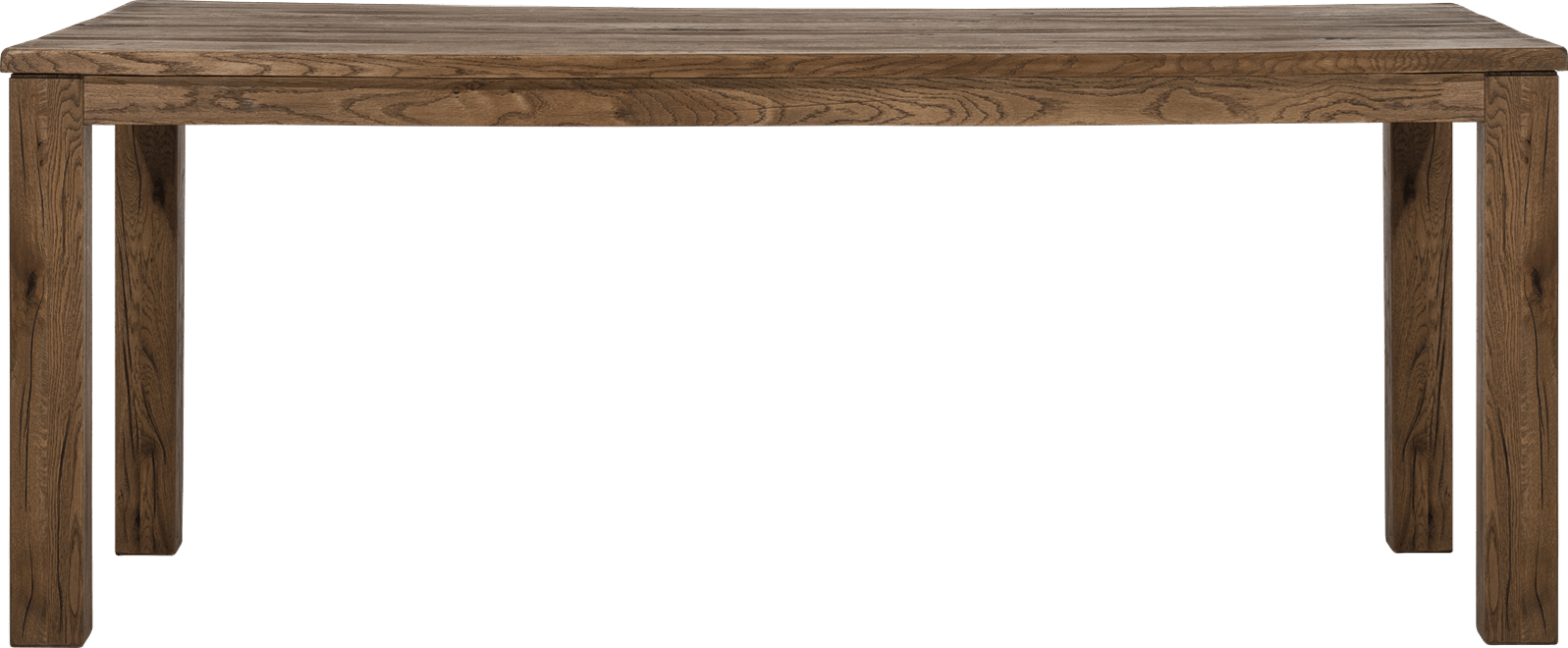 Masters - eetkamertafel 200 x 100 cm - hout 9x9