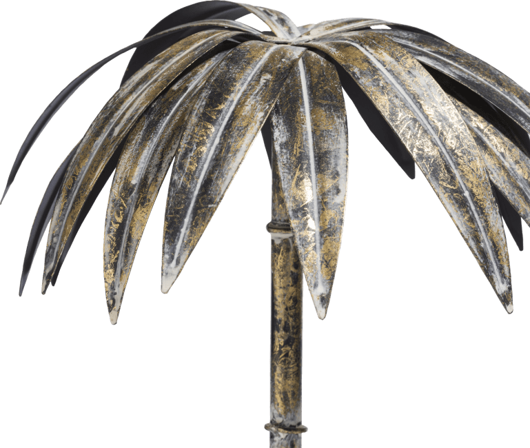 Coco Maison - beeld palm tree large - hoogte 45 cm