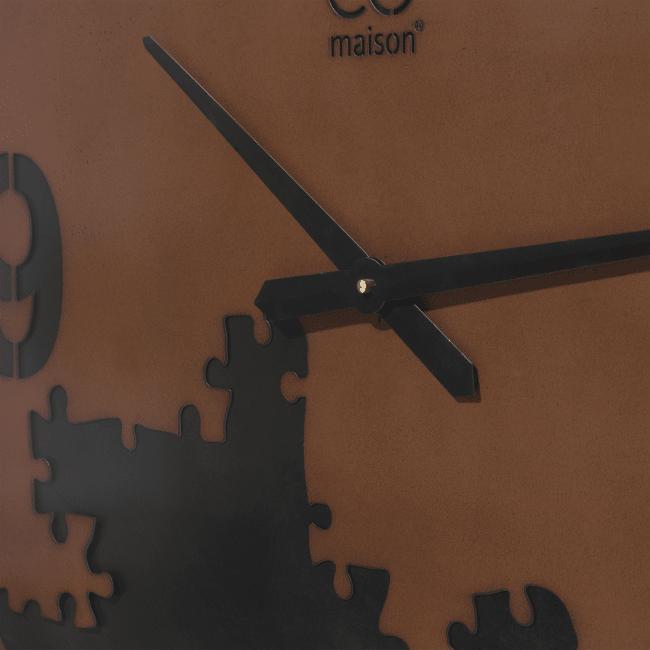 Coco Maison - wanduhr samuel - durchmesser 75 cm