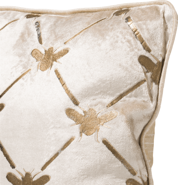 Coco Maison - coussin bee sting - 45 x 45 cm