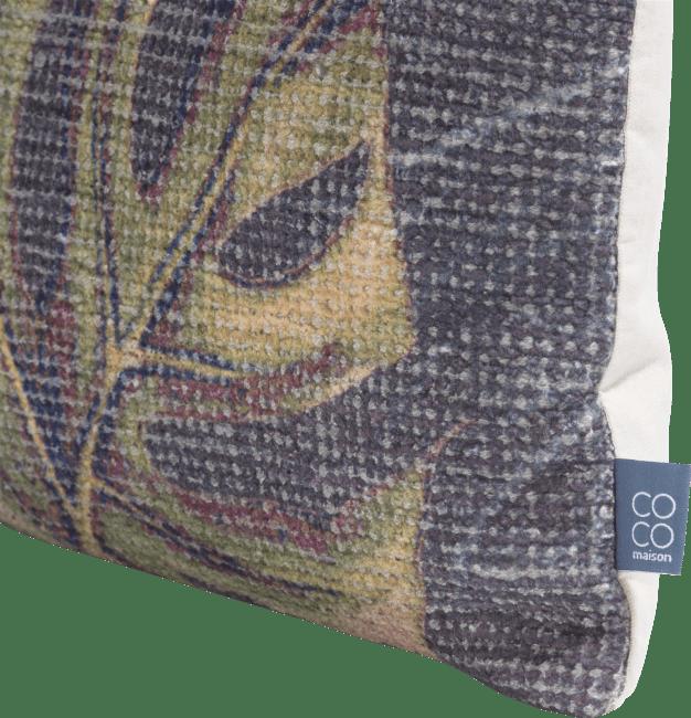 Coco Maison - kissen leafy - 30 x 50 cm
