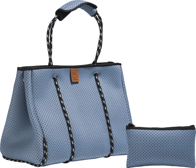 Coco Maison - sac neoprene tote bag
