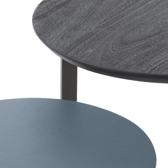 Coco Maison - bijzettafel penge - 40 x 40 & 50 x 50 cm